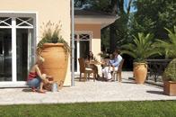 декоративная садовая емкость Греческая амформа