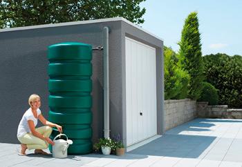 Декоративная емкость для сада и участка Классика