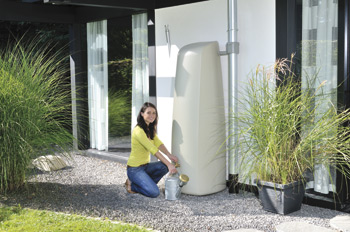 Декоративная емкость для сада и участка Elegant