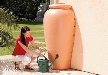 декоративні ємності для збору води