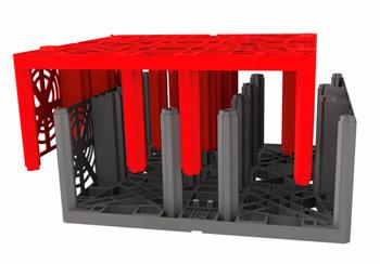 Дренажный блок Eco Bloc Flex от GRAF