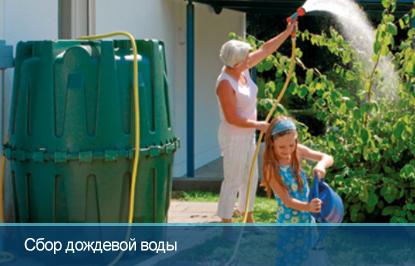Збір дощової води