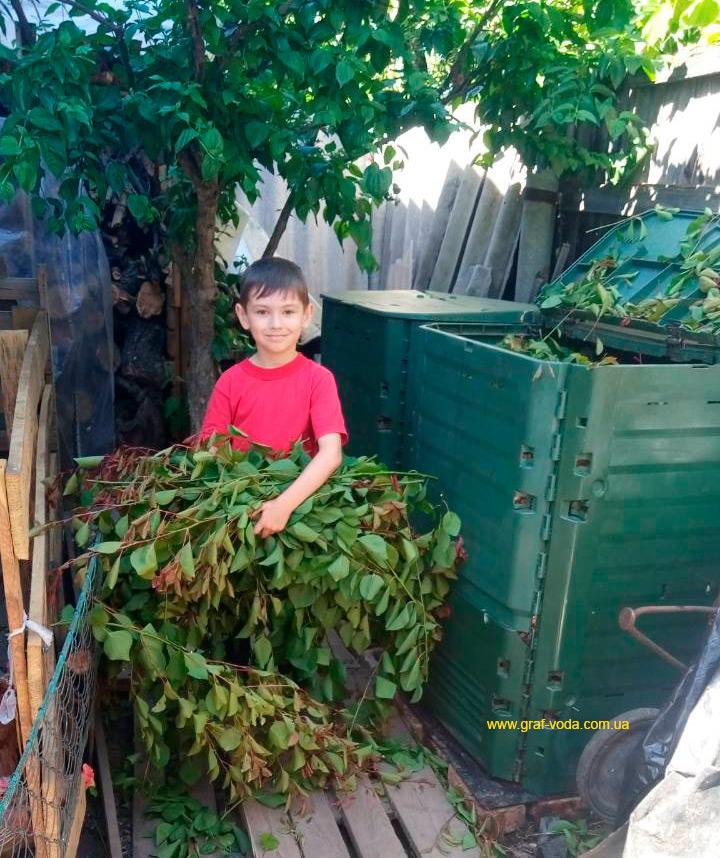 Компостування як спосіб утилізації відходів